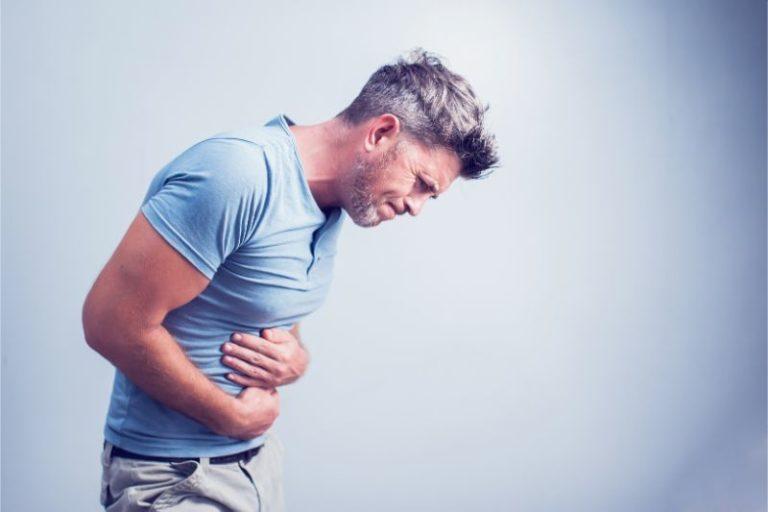 man struggline with gastrointestinal disease va disability benefits