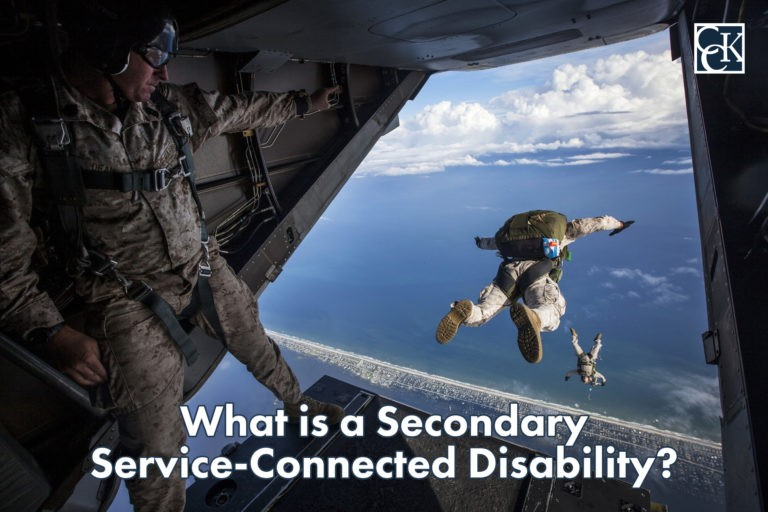 What is a Secondary Service-Connected Disability