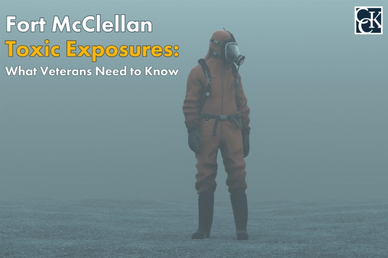 Fort McClellan Exposures: What Veterans Need to Know