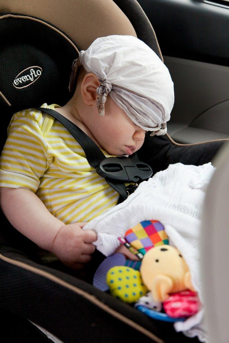 Rhode Island car seat laws car accident