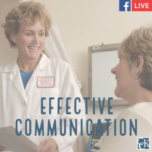 Effective Communication and Long-Term Disability