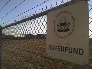 Superfund Sites and How They Impact Veterans