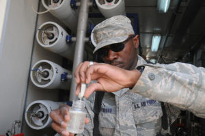 Investigation Launched into PFAS-Contaminated Drinking Water at Military Bases