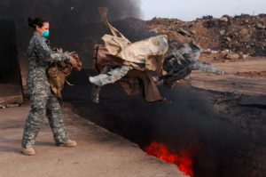 Ruling on Burn Pits Could Impact Veterans
