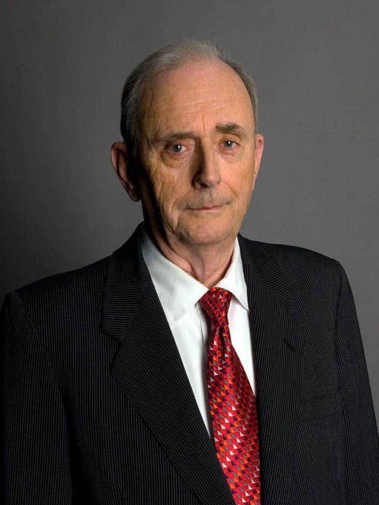 Vincent J. Chisholm, In Memoriam
