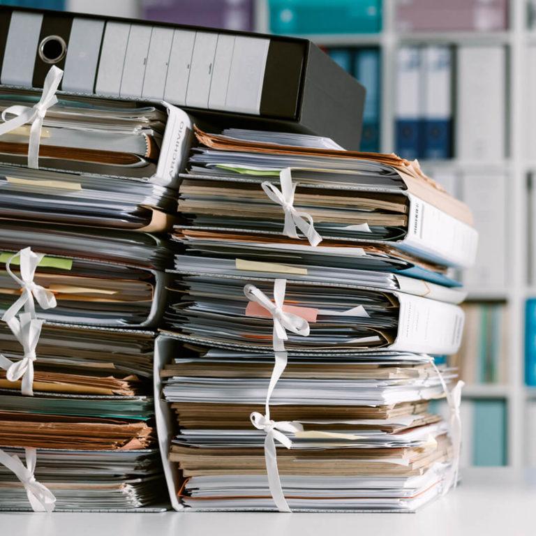stack of backlog veterans claims and appeals||VA appeals backlog graph|periods of inactivity va backlog statistics graph