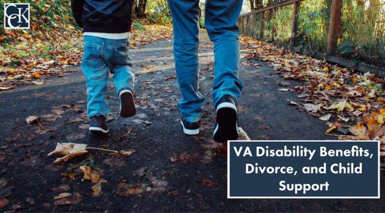 VA Disability Benefits, Divorce, and Child Support