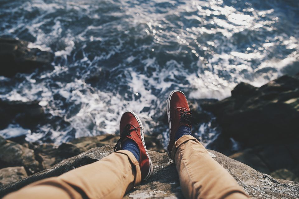 va disability benefits for foot conditions mans feet hanging off ledge of cliff
