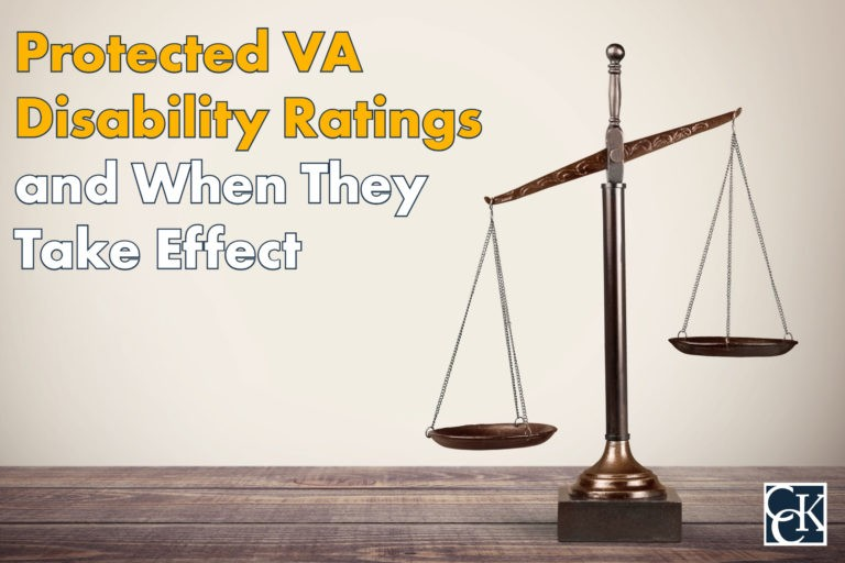 Protected VA Disability Ratings_ What They Are and When They Take Effect