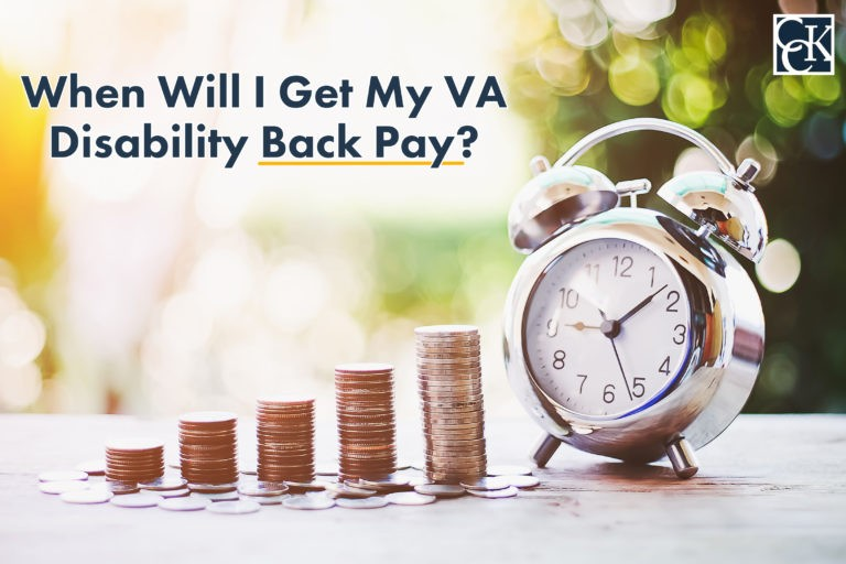 When Will I Get My VA Disability Back Pay?