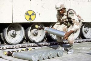Veterans Exposed to Depleted Uranium and VA Benefits