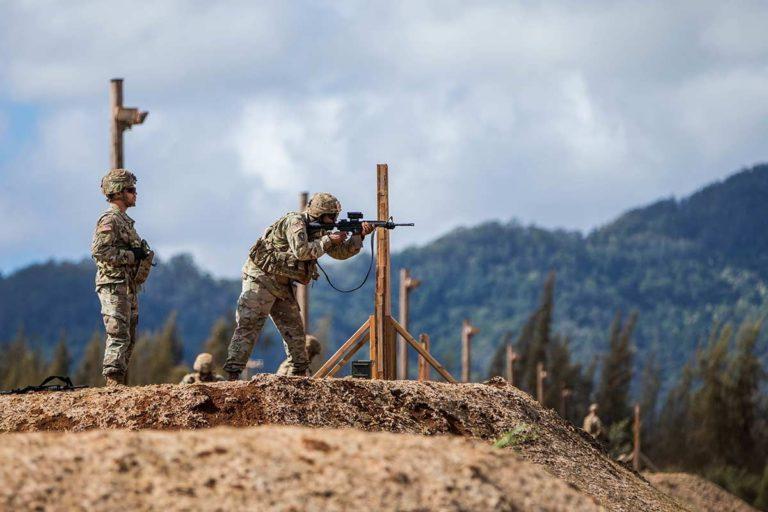 soldier marksmanship training lead exposure