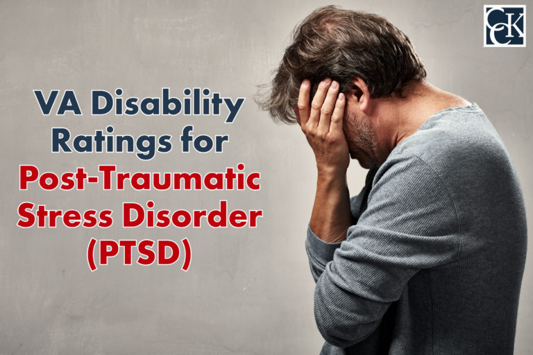 VA Disability Rating for PTSD_ The PTSD Rating Scale Guide