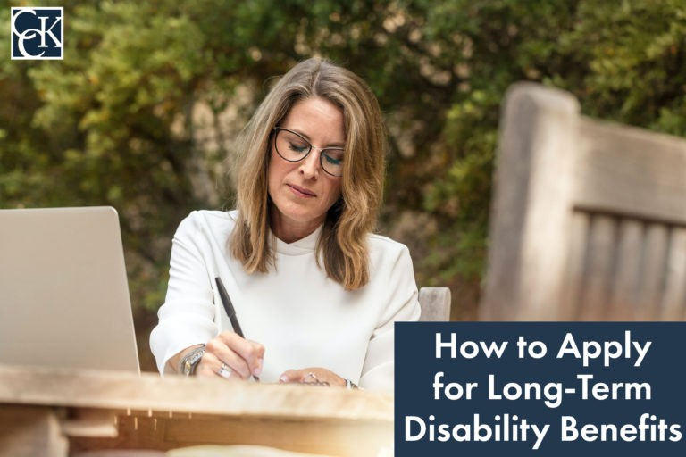 How to Apply for Long-Term Disability Benefits