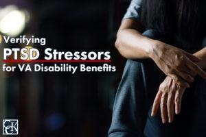 Verifying PTSD Stressors for VA Disability Benefits