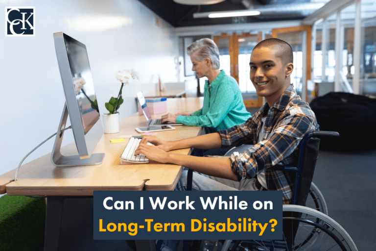 Can I Work While on Long-Term Disability?
