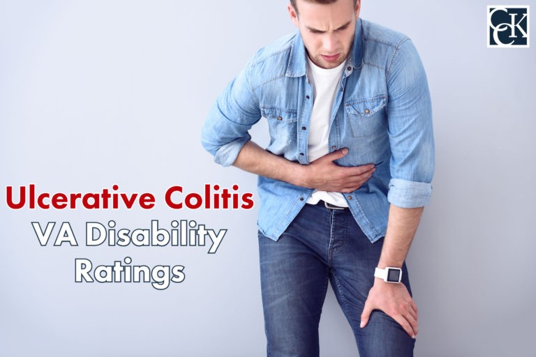 Ulcerative Colitis VA Disability Ratings