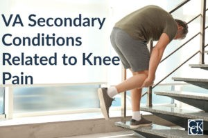 VA Secondary Conditions Related to Knee Pain